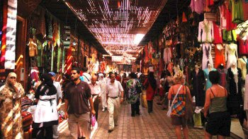 Souks & Medina Half-Day Walking Tour