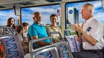 Ultimate Kennedy Space Center Experience with Transport
