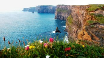 Cliffs of Moher & Galway Full-Day Tour