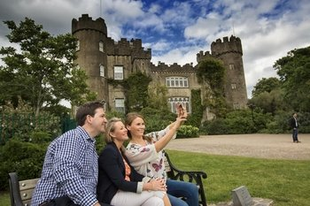 Malahide Castle & Dublin Bay Half-Day Tour