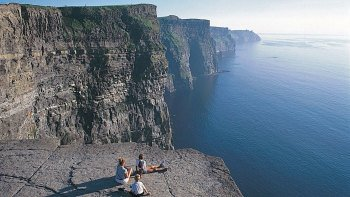 Cliffs of Moher, The Burren & Galway Bay