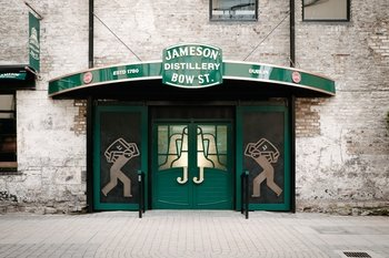 Jameson Distillery Bow St. Tour