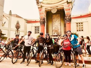 Hollywood Bicycle Tour