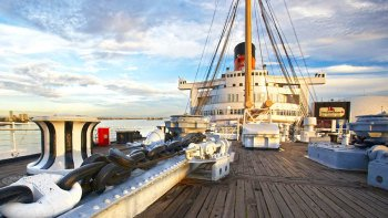 RMS Queen Mary Tickets and Self-Guided Tour