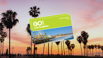 Go Los Angeles Card: Over 30 Attractions in 1 Card