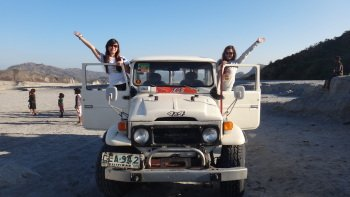 Mount Pinatubo Full-Day Adventure