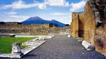 Pompeii Half-Day Tour from Sorrento