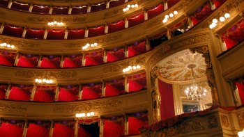La Scala Theatre & Museum Tour