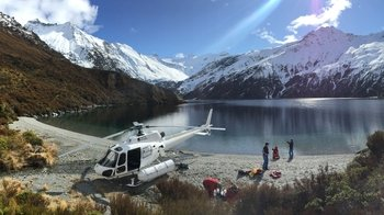 Mighty Milford Sound Scenic Helicopter Flight