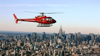 Helicopter Tour of Landmarks