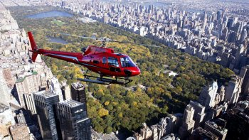 Helicopter Tour: All 5 Boroughs & Central Park