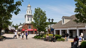 Shoppingtur til Woodbury Common Premium Outlets
