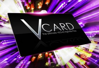 V Card: The Las Vegas Nightclub Pass