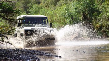 Jeep Safari 4X4 Day Tour In Algarve with Lunch and Swim