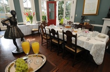 Edgar Degas House Creole Impressionist Tour, add Breakfast