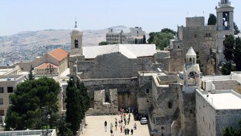 Bethlehem Half-Day Tour from Jerusalem