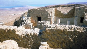 Masada & Dead Sea Full-Day Tour from Tel Aviv