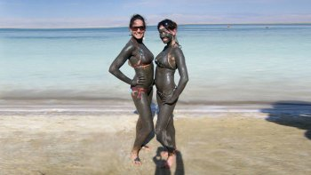 Dead Sea Relaxation Full-Day Trip from Tel Aviv