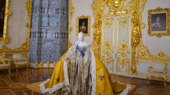 Private Tour of Catherine Palace