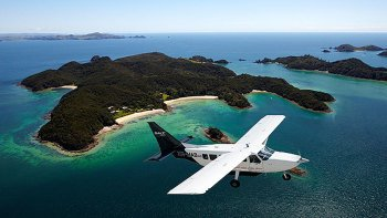 Cape Reinga Aeroplane Flight & Drive Half Day Tour