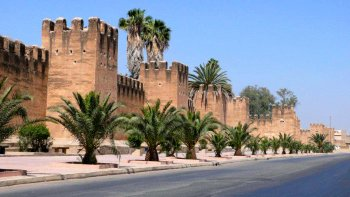 Taroudant & Tiout Full-Day Tour with Lunch