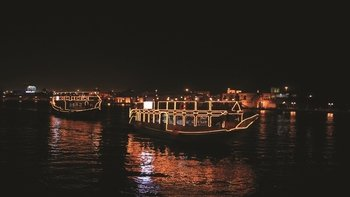 Dhow Sea Cruise
