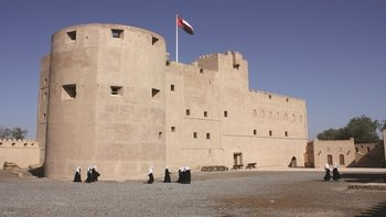 Nizwa, Bahla & Jabreen Full-Day Tour