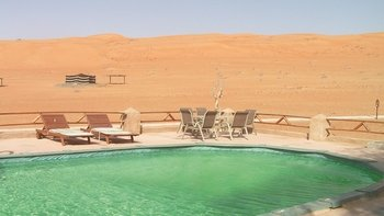 Wahiba Sands Full-Day 4x4 Tour