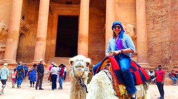 Petra City Private Full-Day Guided Tour