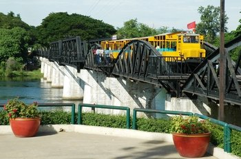 Bridge on the River Kwai & Historic Railway Tour