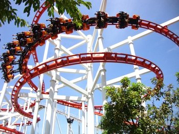 Dreamworld Theme Park with Roundtrip Transfers