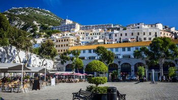 Gibraltar Shopping Experience from Costa del Sol