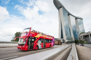Singapore Hop-On Hop-Off Bus Tour