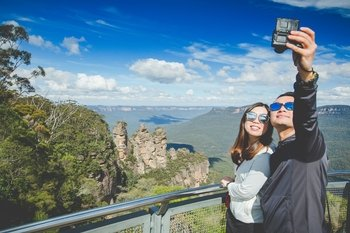 Blue Mountains Wildlife, Tagesausflug mit River Cruise