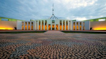 Canberra Day Trip with Parliament & National Museum Tour