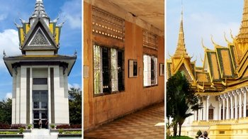 Private Choeung Ek Killing Fields, Tuol Sleng & Ta Prohm Tour