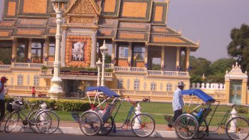 Private City Cyclo Tour