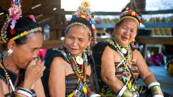 Private Tip of Borneo & Longhouse Tour