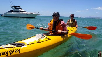 Sea Kayak Tour to Dolphin Sanctuary