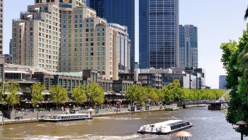 City & Williamstown Return Ferry Cruise
