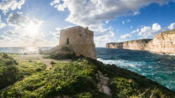 Gozo & Comino Islands Full-Day Cruise