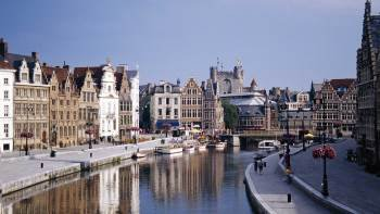 Bruges & Ghent Full-Day Tour