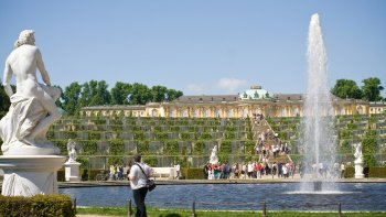 Potsdam Full-Day Guided Tour