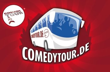 Comedy-Bustour durch Berlin
