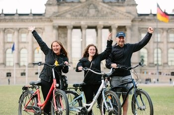 Guided City Half-Day Bike Tour