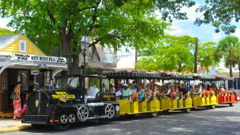Key West Conch Tour Train