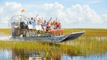Everglades Airboat Adventure and Animal Sanctuary Admission