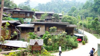 Mae Kham Pong Village Full-Day Tour