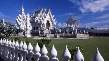 Chiang Rai City & Temples Tour