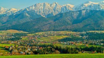 Tatra Mountains & Zakopane Tour